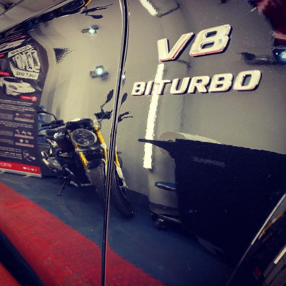 MB GLS AMG V8 Biturbo